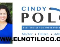 La nueva senadora electa por el distrito 103 es Cindy Polo de padres colombianos