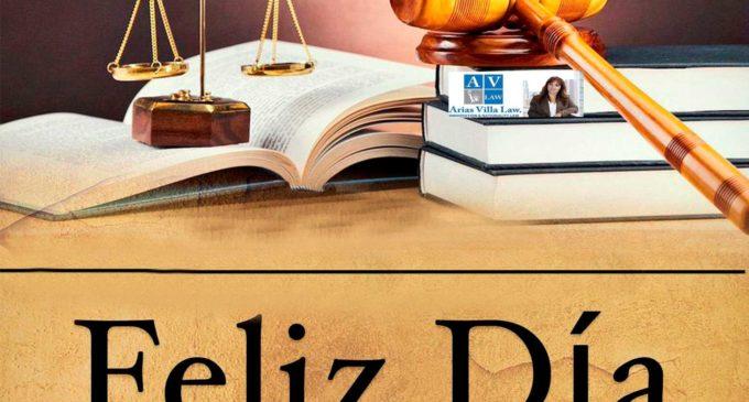 Hoy dia del abogado, rendimos un homenaje a la abogada de los colombianos en Miami Marta Arias, por medio de esta casa periodística