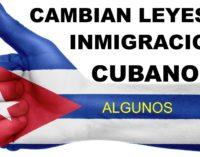 Nueva regulación migratoria de EEUU pone freno a privilegios de algunos cubanos