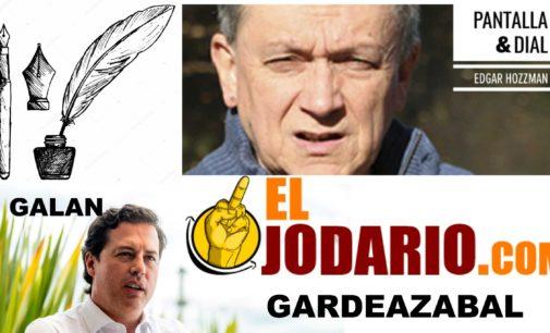 PANTALLA Y DIAL: Ecar no es objetivo – EL JODARIO GARDEAZABAL:El sabio enamorado – J.M.GALAN Nobel de paz a Greta.