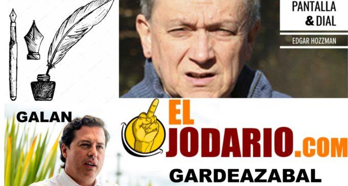 PANTALLA Y DIAL –  LAS 3 DEL TINTERO –  COLUMNA SEMANAL – Juan Manuel Galan