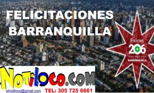 Barranquilla de cumpleaños hoy (Que tiene el agua de Barranquilla que da mujeres tan especiales)  Chistes de los costeños