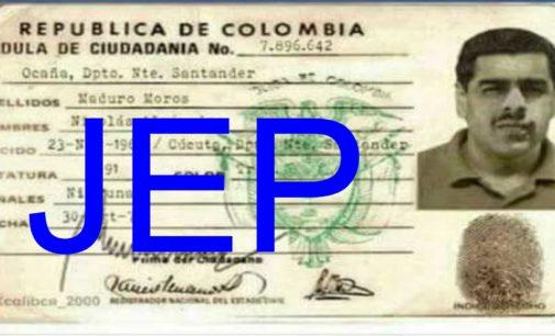 Si Maduro acepta que es colombiano se puede acoger a la JEP  y Duque y Guido acaban con el circo venezolano