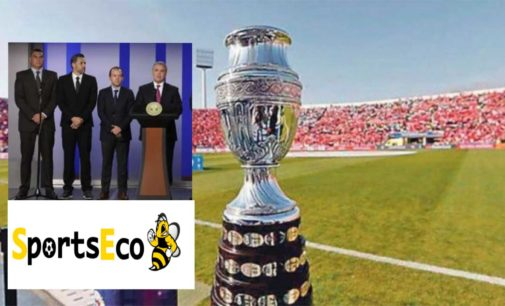 Ivan Duque oficializo candidatura de Colombia para ser sede de la Copa America 2020