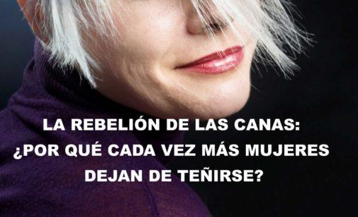 La rebelión de las canas: ¿por qué cada vez más mujeres dejan de teñirse?