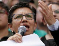 Encuesta: Claudia López, 32 %; Galán, 19 %; Miguel Uribe y Eduardo Garzón, 5 %