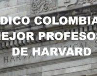 Medico colombiano de Montería, nombrado como mejor profesor de Harvard su investigación para curar los derrames cerebrales