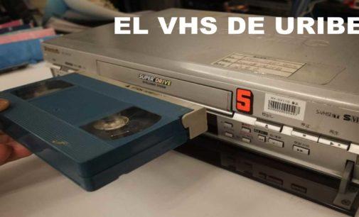 Llego la prueba reina al Notiloco del VHS  de Uribe