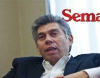 Columna de Daniel Coronell no va más en 'Semana' la decisión fue informada por Felipe López.