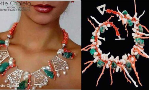 Carmenza Jaramillo embajadora en Hungría invita a la diseñadora de joyas, la barranquillera Liz Chalela, triunfando por todo el mundo