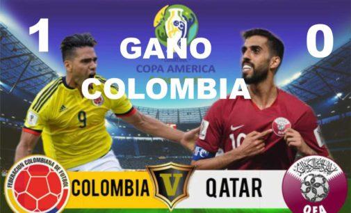Colombia venció a Catar y es el primer clasificado a cuartos de la Copa
