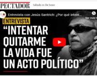 """Llega """"el video completo"""" de Santrich con la intención de probar su inocencia. Primera entrevista que da al Espectador Aquí"""