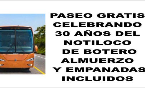 Paseo en bus  gratis  con trovadores, almuerzo incluido, saliendo de la Plaza Colombia, proximo con Alvaro  Enciso desde Chinauta