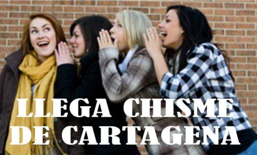 """Nos colamos a una reunión de mujeres en Cartagena """"chismes"""""""