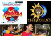 Rumba del 20 de Julio en Tampa con Pablo David Osorio en Chibchas Bar, Plaza Colombia  6320 N. Armenia Av  813 8764600  hasta el amanecer