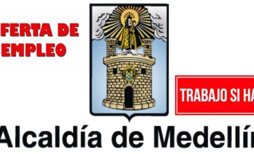 Alcaldia de Medellin ofrece Trabajo para Conductores, Empleada domestica, Chef, Parrillero Asados,  Meseros y otras vacantes mas