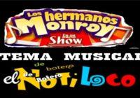 el tema musical del Notiloco de Botero por los hermanos Monroy