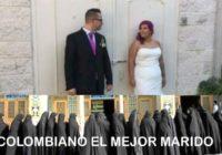 Los maridos colombianos son los seres más sufridos del mundo según estas encuestadoras (Tomado del nuevo libro de Botero)