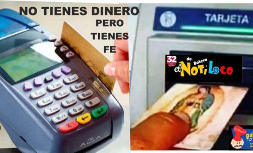 Salió gratis la nueva tarjeta Debito de la esperanza, regalo del Notiloco de Botero, sin ningún costo, ni letra menuda, compártala.