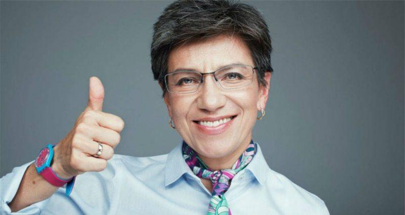 Claudia Lopez es la nueva alcaldesa de Bogota y Aníbal Gaviria Gobernador de Antioquia