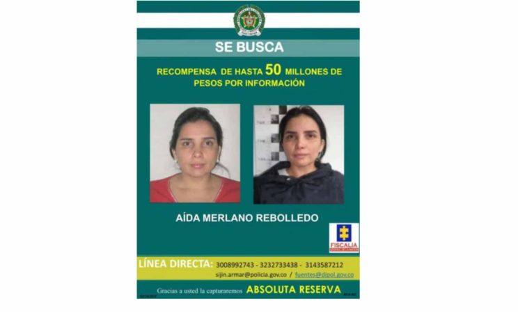 La captura de la hija de Aida Merlano en Barranquilla, se habia cambiado el nombre por el de su madre, tenemos los Videos y el cartel SE BUSCA