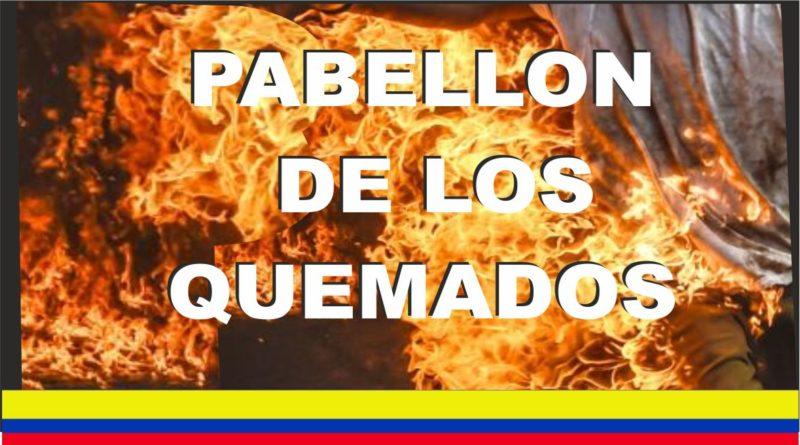Este es el pabellón de los quemados de las elecciones regionales del eltiempo.com