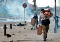¡Los problemas aumentan! Toque de queda en Bogotá
