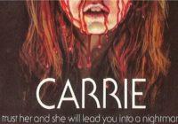 "Stephen King llevara a ""Carrie"" a la tv como serie."