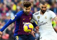 Fascinante empate entre el Real Madrid y el Barcelona