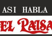 LÉXICO:  El Paisa no es afeminado; el Paisa es voltiao