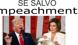 Senado US. absuelve a Trump en el impeachment