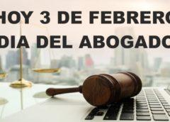 3 de febrero día internacional del abogado