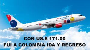 VIVACOLOMBIA AVION 171