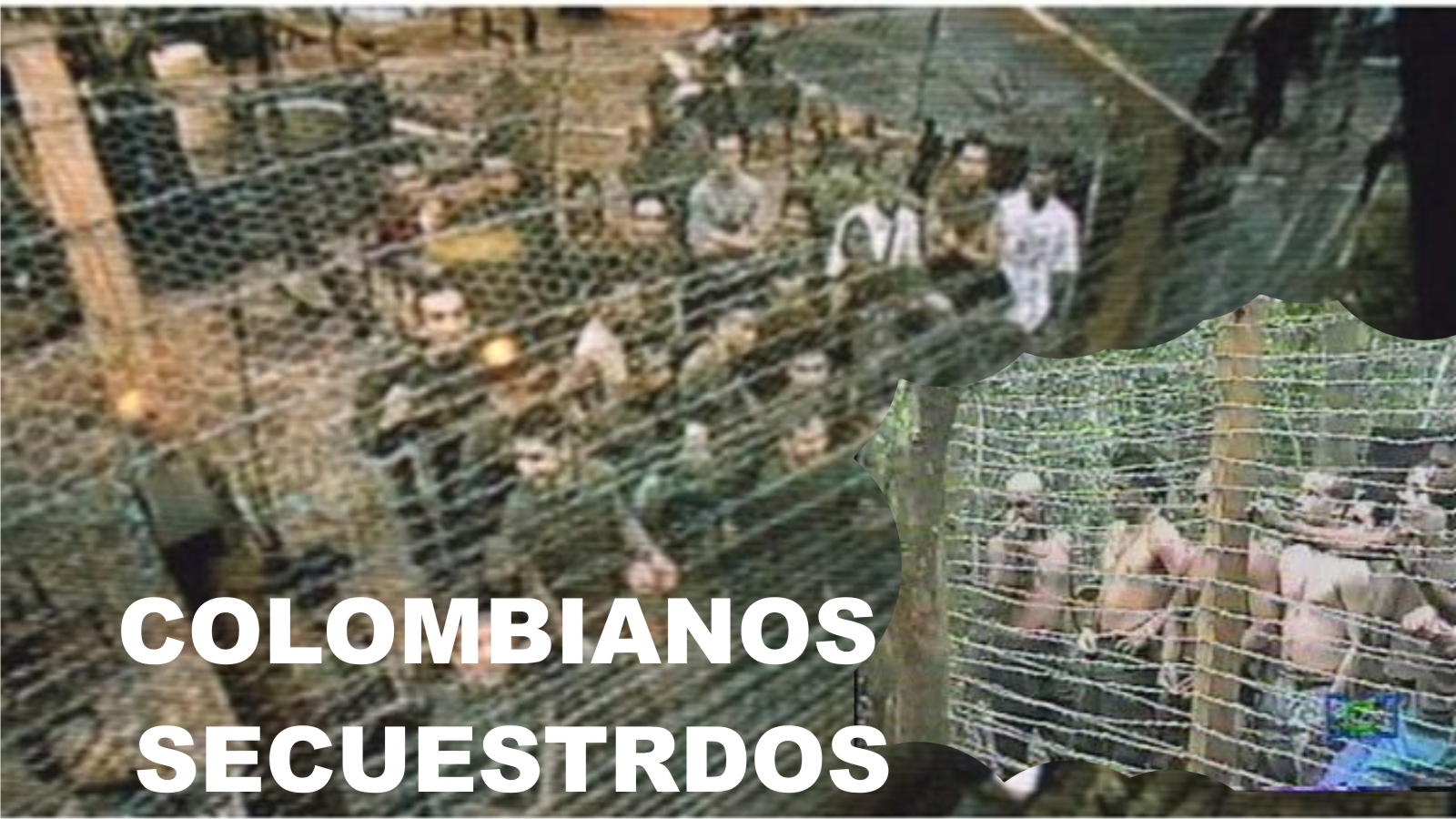 SECUESTRADOS FARC