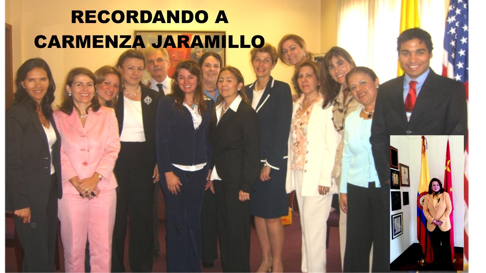 RECORDANDO CARMENZA JARAMILLO