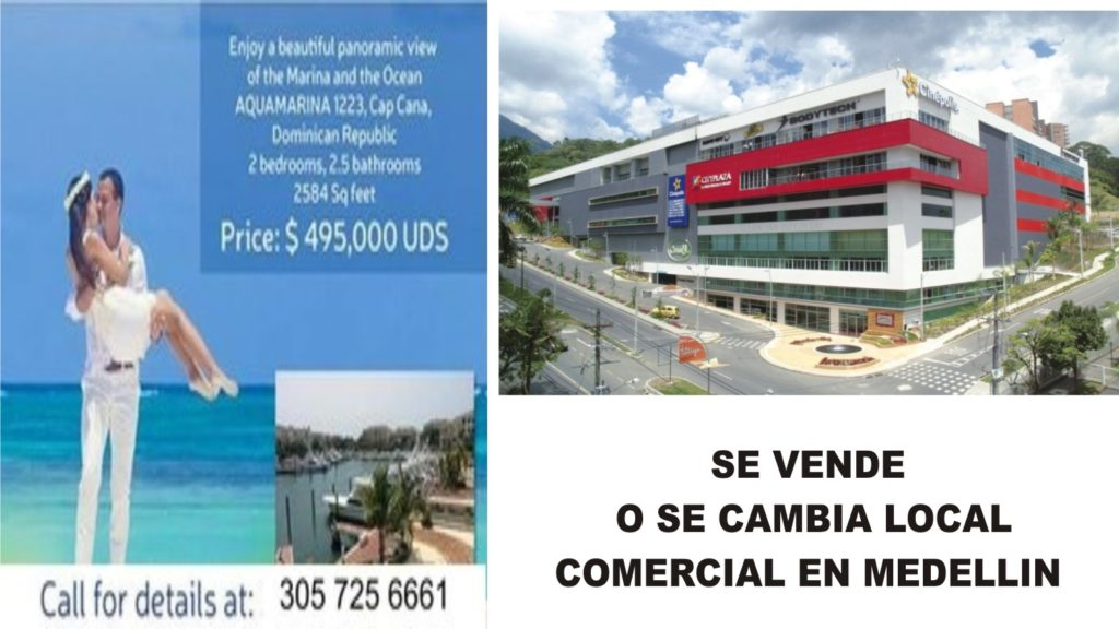 COMERCIALES REAL STATE