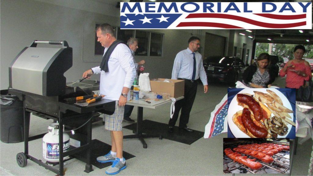 Doral lincoln barbecue