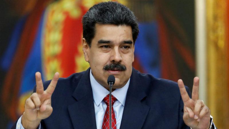 Maduro quiere dolarizar Venezuela